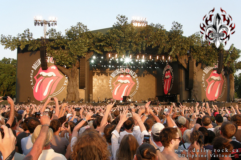 The Rolling Stones @ Londres, 13.07.2013