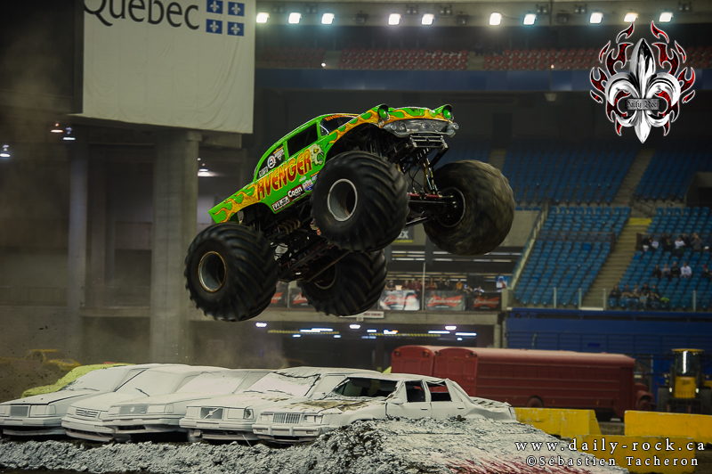 Monster Spectacular @ Stade Olympique, 28.11.2011