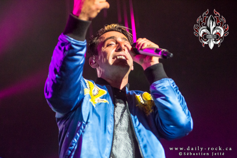 Hedley @ Centre Bell, 22.04.2016