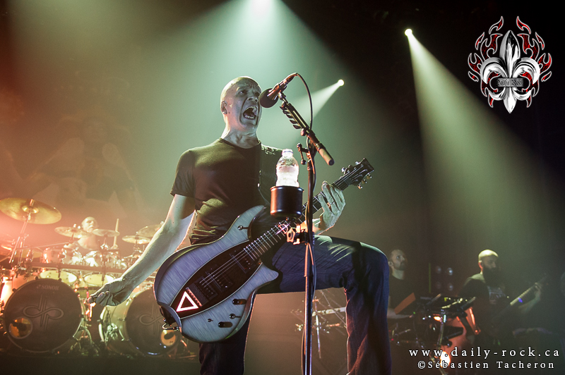 Devin Townsend Project @ Théâtre Corona, 18.09.2016