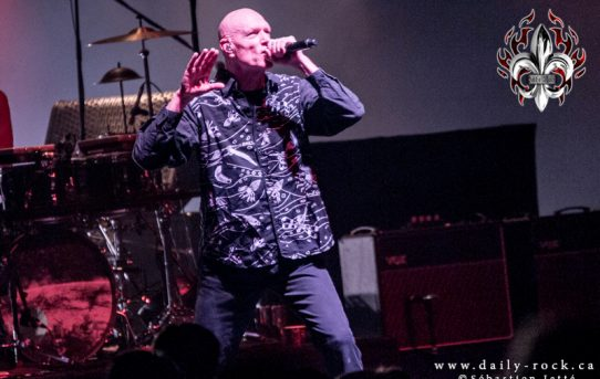 Midnight Oil @ Salle Wifrid-Pelletier, 23.08.2017