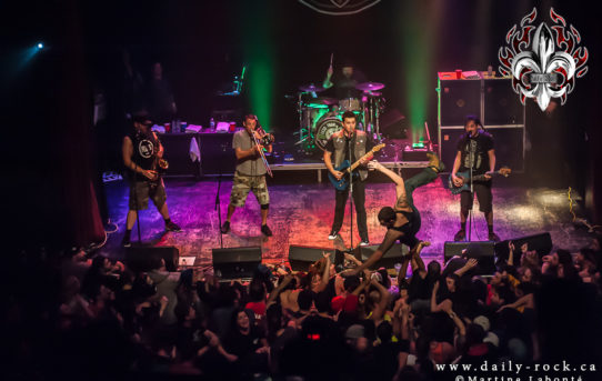 Less Than Jake @ La Tulipe, 21.02.2018