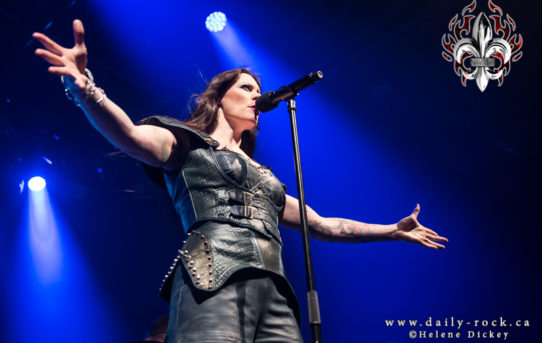 Nightwish @ MTelus, 20.03.2018