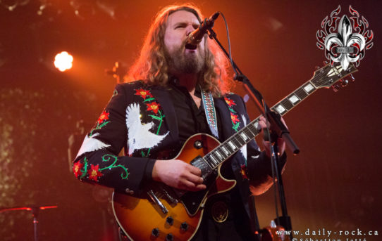 The Sheepdogs @ Théâtre Corona, 08.03.2018