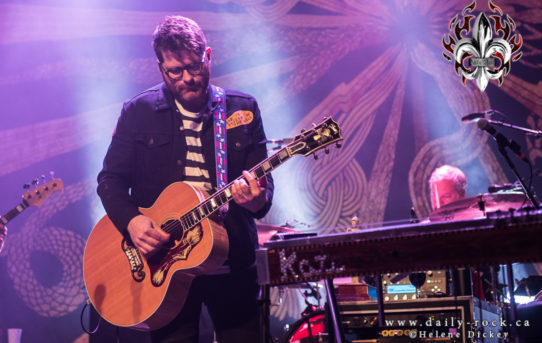 The Decemberists @ Théâtre Corona, 28.05.2018