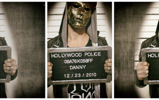 Entrevue avec Danny (Hollywood Undead)