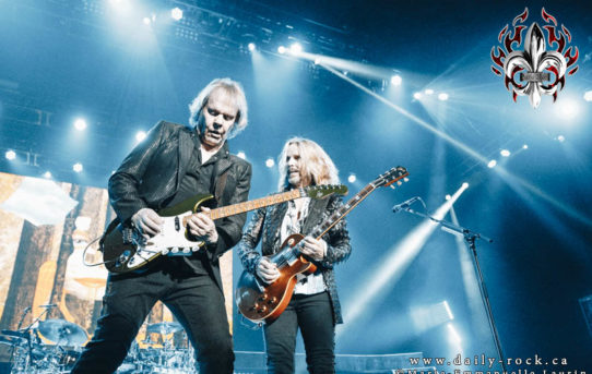 Styx @ Place Bell, 03.07.2018