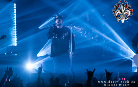 Good Charlotte @ MTELUS, 26.10.2018