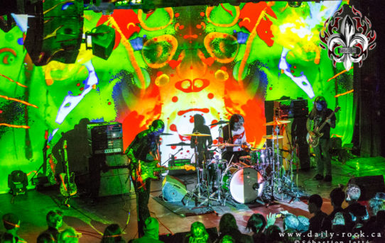 Earthless @ l'Astral, 15.03.2018